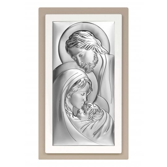 Obraz Św. Rodzina na Podwójnym Białym Drewnie