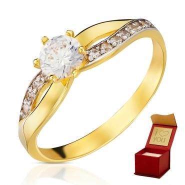Złoty pierścionek Wiedeński