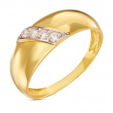Złoty pierścionek Czauma II