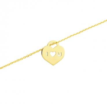 Złota bransoletka na dłoń 3.2425b2