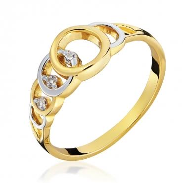 Złoty pierścionek Olimpia