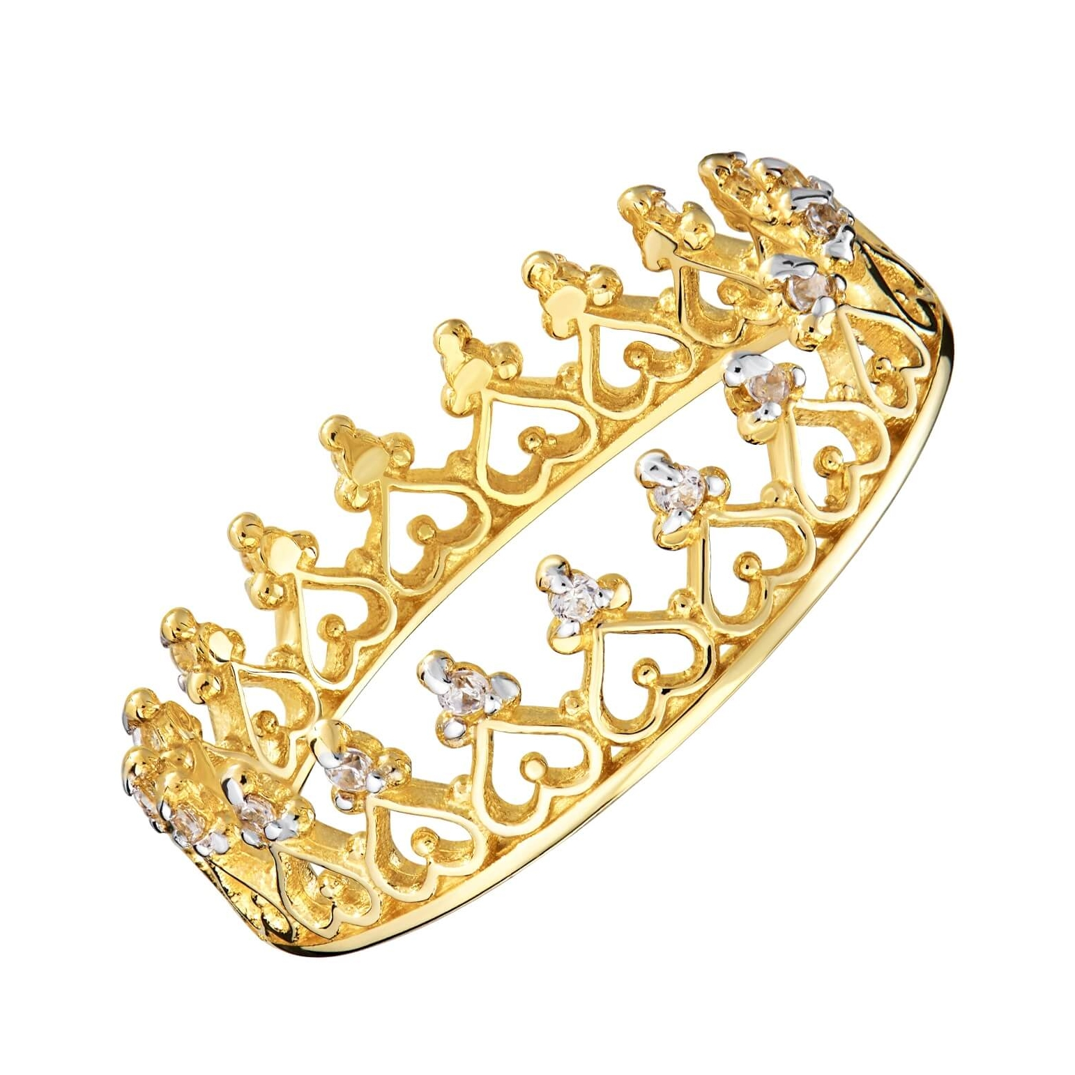 Złoty pierścionek Królewski
