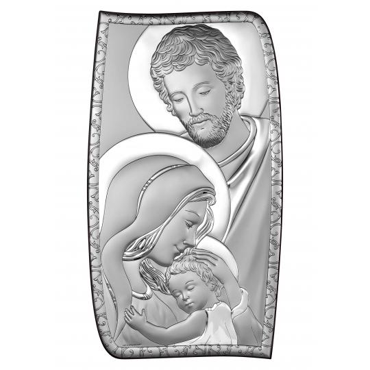 Obrazek Święta Rodzina Zdobiony