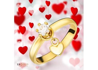 Biżuteria na Walentynki to idealny prezent dla niej
